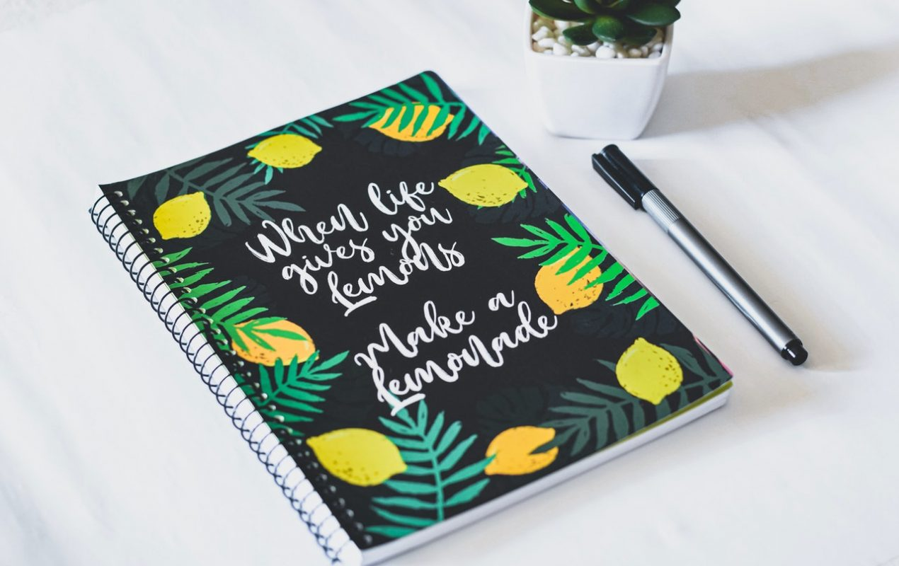 Yet another journaling workshop
